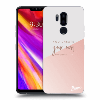 Obal pro LG G7 ThinQ - You create your own opportunities