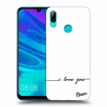 Obal pro Huawei P Smart 2019 - I love you