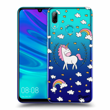 Obal pro Huawei P Smart 2019 - Unicorn star heaven