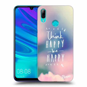 Obal pro Huawei P Smart 2019 - Think happy be happy