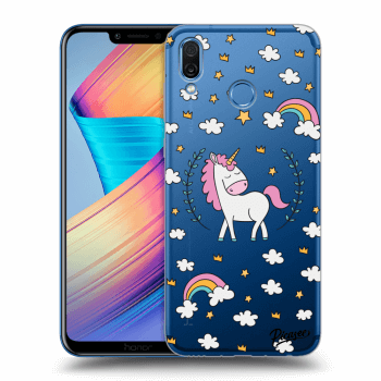 Obal pro Honor Play - Unicorn star heaven