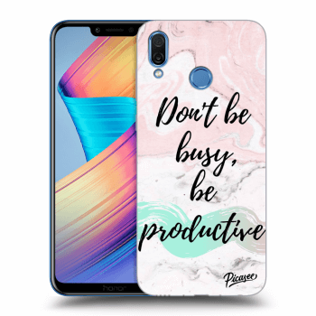 Obal pro Honor Play - Don't be busy, be productive