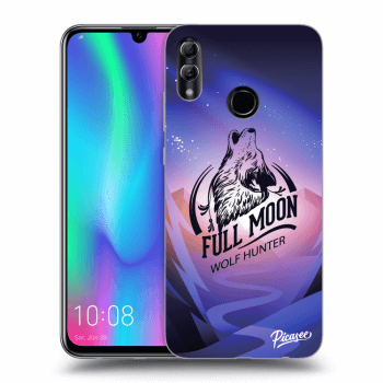 Obal pro Honor 10 Lite - Wolf