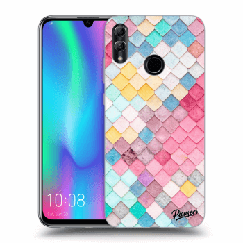 Obal pro Honor 10 Lite - Colorful roof