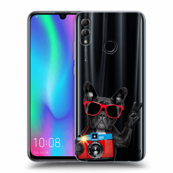 Obal pro Honor 10 Lite - French Bulldog
