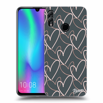 Obal pro Honor 10 Lite - Lots of love