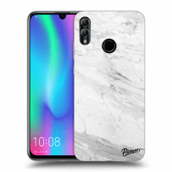 Obal pro Honor 10 Lite - White marble