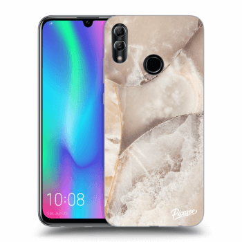 Obal pro Honor 10 Lite - Cream marble