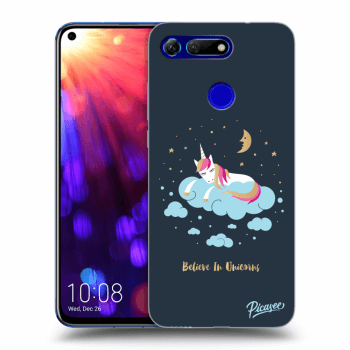 Obal pro Honor View 20 - Believe In Unicorns