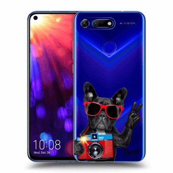 Obal pro Honor View 20 - French Bulldog