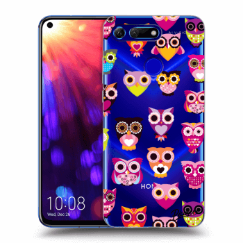 Obal pro Honor View 20 - Owls