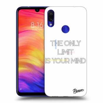 Obal pro Xiaomi Redmi Note 7 - The only limit is your mind