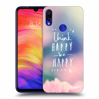 Obal pro Xiaomi Redmi Note 7 - Think happy be happy