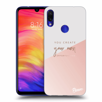 Obal pro Xiaomi Redmi Note 7 - You create your own opportunities
