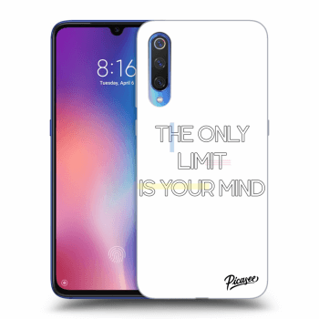Obal pro Xiaomi Mi 9 - The only limit is your mind