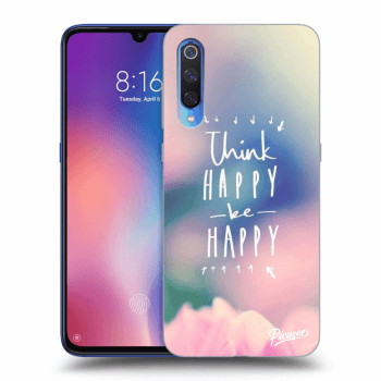 Obal pro Xiaomi Mi 9 - Think happy be happy