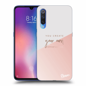 Obal pro Xiaomi Mi 9 - You create your own opportunities