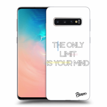 Obal pro Samsung Galaxy S10 G973 - The only limit is your mind