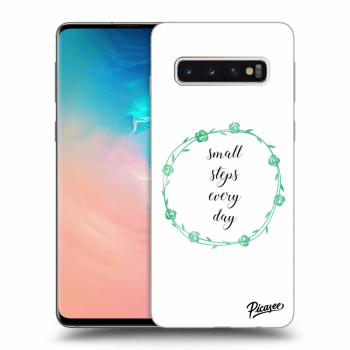 Obal pro Samsung Galaxy S10 G973 - Small steps every day