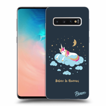 Obal pro Samsung Galaxy S10 G973 - Believe In Unicorns