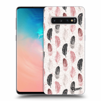 Obal pro Samsung Galaxy S10 G973 - Feather 2
