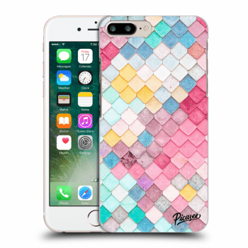 Obal pro Apple iPhone 8 Plus - Colorful roof