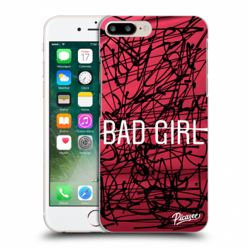 Obal pro Apple iPhone 8 Plus - Bad girl