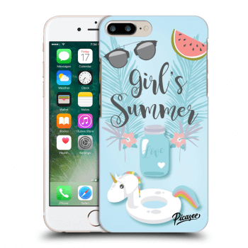 Obal pro Apple iPhone 8 Plus - Girls Summer
