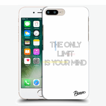Obal pro Apple iPhone 8 Plus - The only limit is your mind