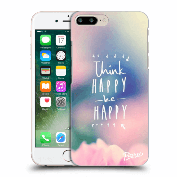 Obal pro Apple iPhone 8 Plus - Think happy be happy