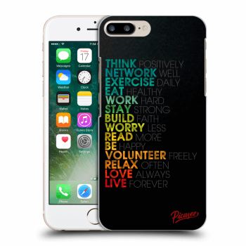Obal pro Apple iPhone 8 Plus - Motto life