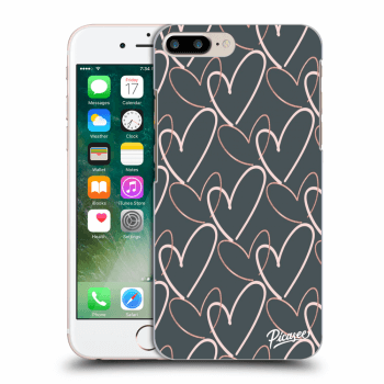 Obal pro Apple iPhone 8 Plus - Lots of love