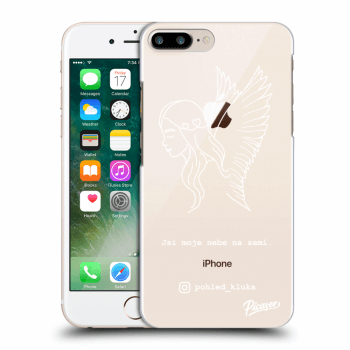 Obal pro Apple iPhone 8 Plus - Heaven White