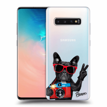Obal pro Samsung Galaxy S10 Plus G975 - French Bulldog
