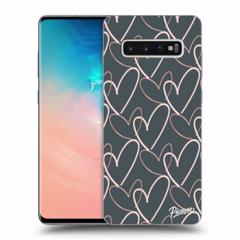 Obal pro Samsung Galaxy S10 Plus G975 - Lots of love