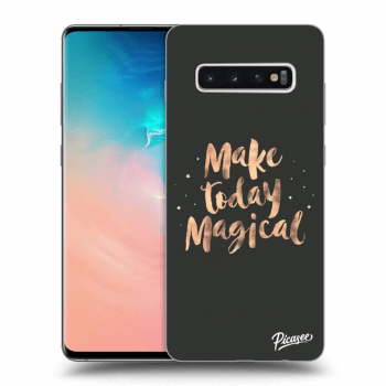 Obal pro Samsung Galaxy S10 Plus G975 - Make today Magical