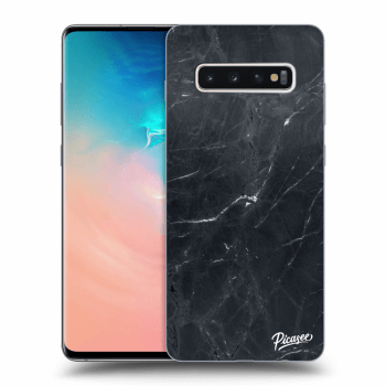 Obal pro Samsung Galaxy S10 Plus G975 - Black marble