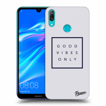 Obal pro Huawei Y7 2019 - Good vibes only