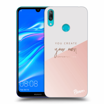 Obal pro Huawei Y7 2019 - You create your own opportunities