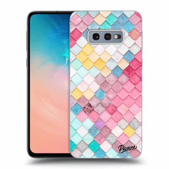 Obal pro Samsung Galaxy S10e G970 - Colorful roof