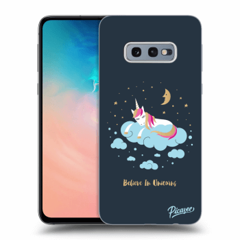 Obal pro Samsung Galaxy S10e G970 - Believe In Unicorns
