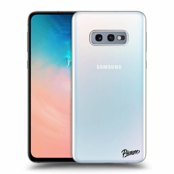 Obal pro Samsung Galaxy S10e G970 - Clear
