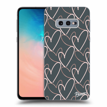 Obal pro Samsung Galaxy S10e G970 - Lots of love