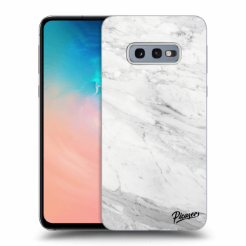 Obal pro Samsung Galaxy S10e G970 - White marble