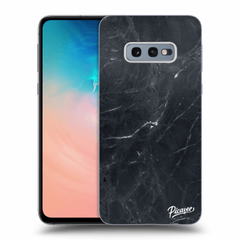 Obal pro Samsung Galaxy S10e G970 - Black marble