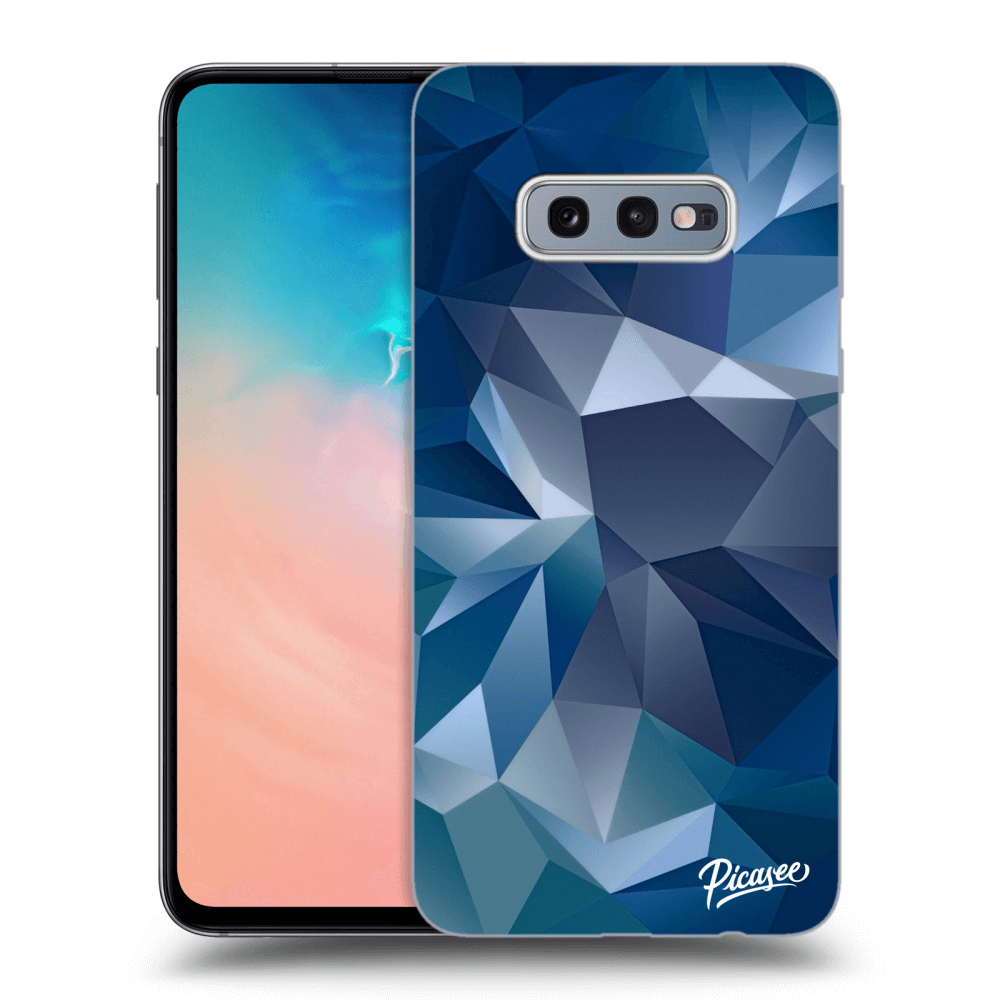 Picasee Plastový Průhledný Obal Pro Samsung Galaxy S10e G970