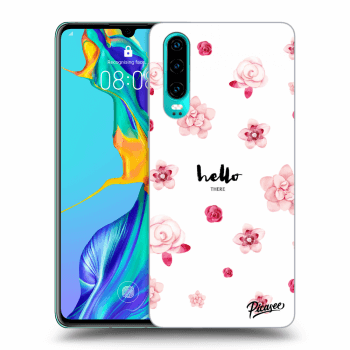 Obal pro Huawei P30 - Hello there
