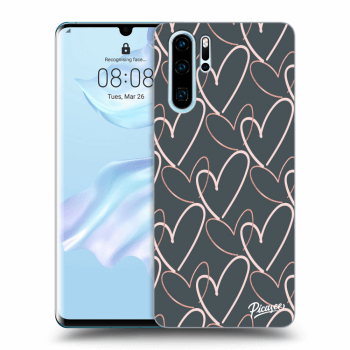 Obal pro Huawei P30 Pro - Lots of love