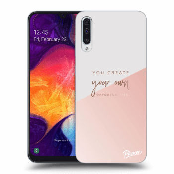 Obal pro Samsung Galaxy A50 A505F - You create your own opportunities