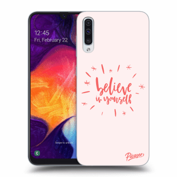 Obal pro Samsung Galaxy A50 A505F - Believe in yourself